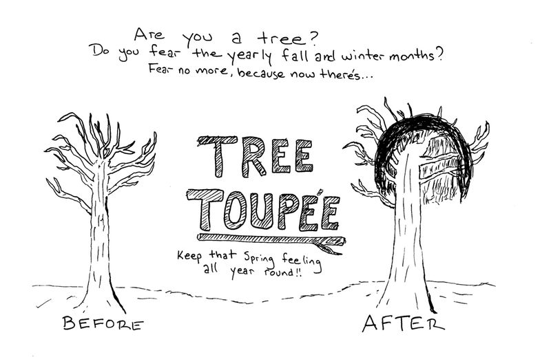 Treetoupees