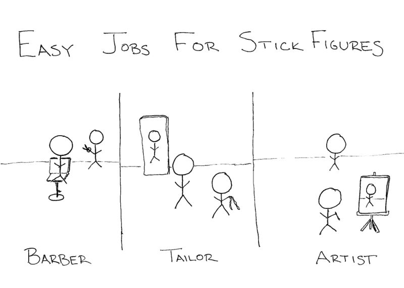 Stickfigures