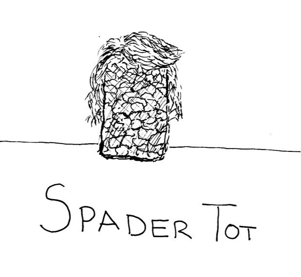 Spadertot