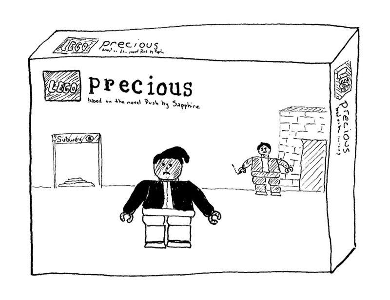 Legoprecious