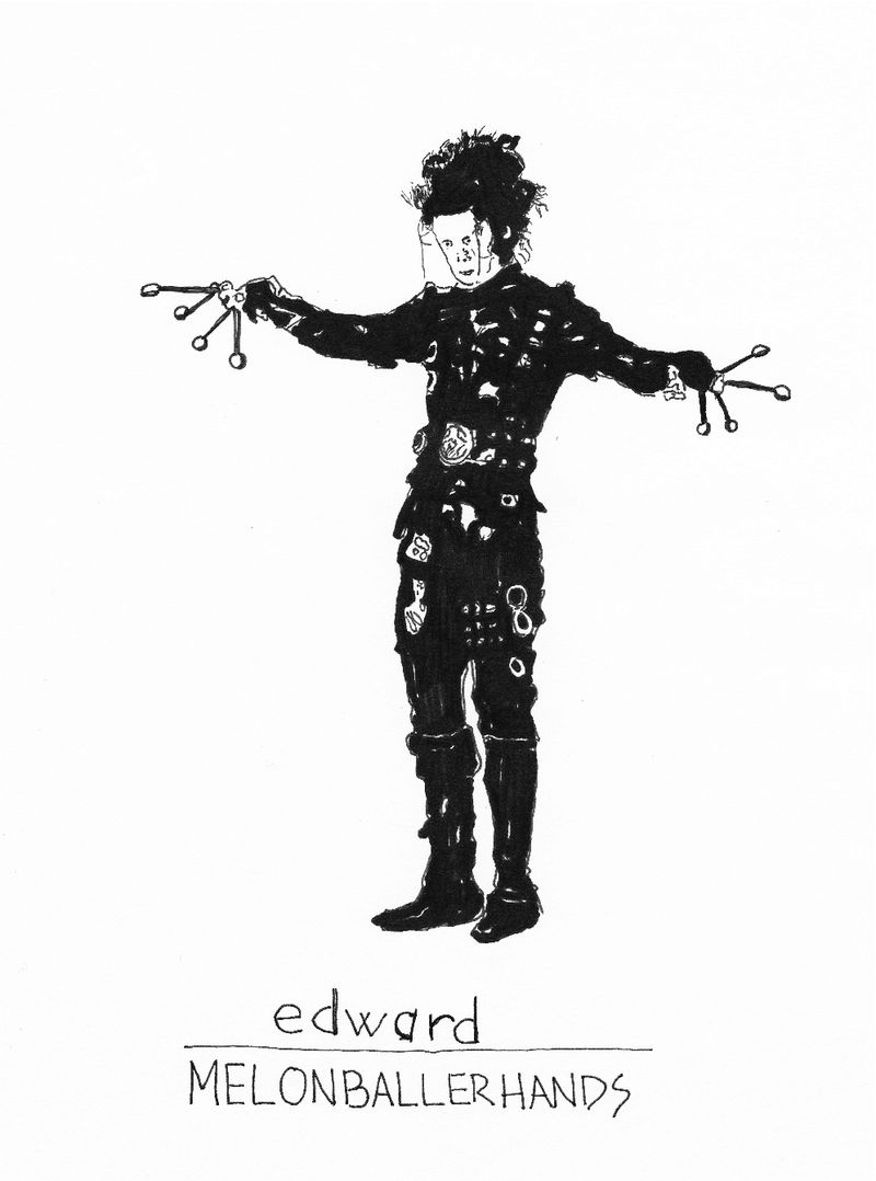 Edwardmellonballer