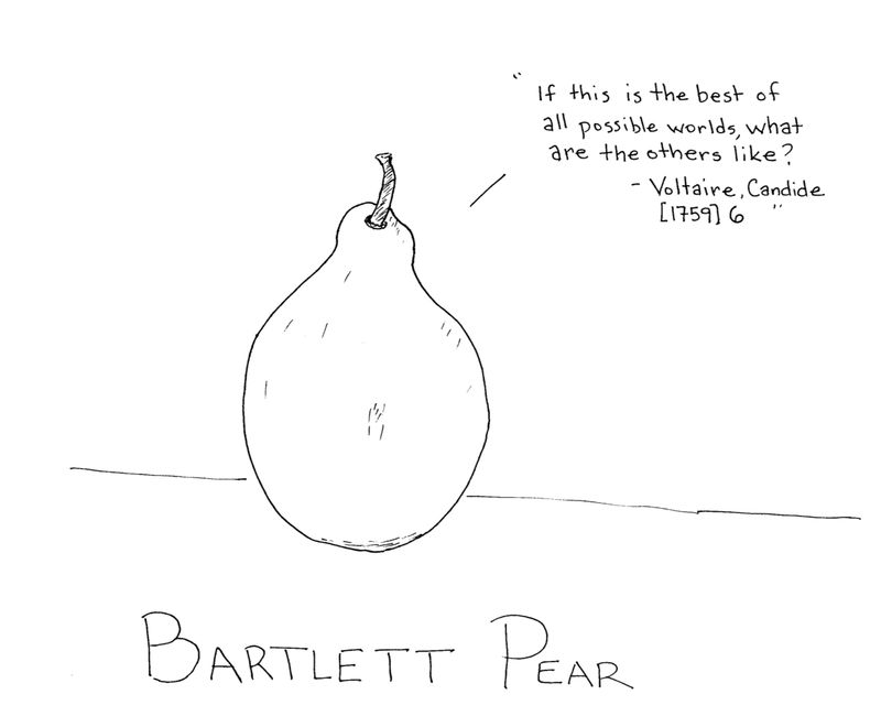 Bartlettpear