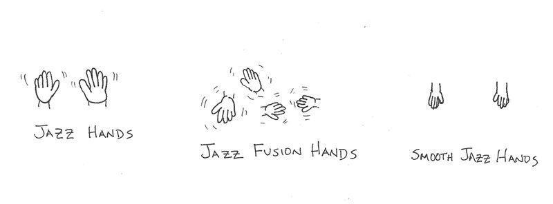 Jazzhands