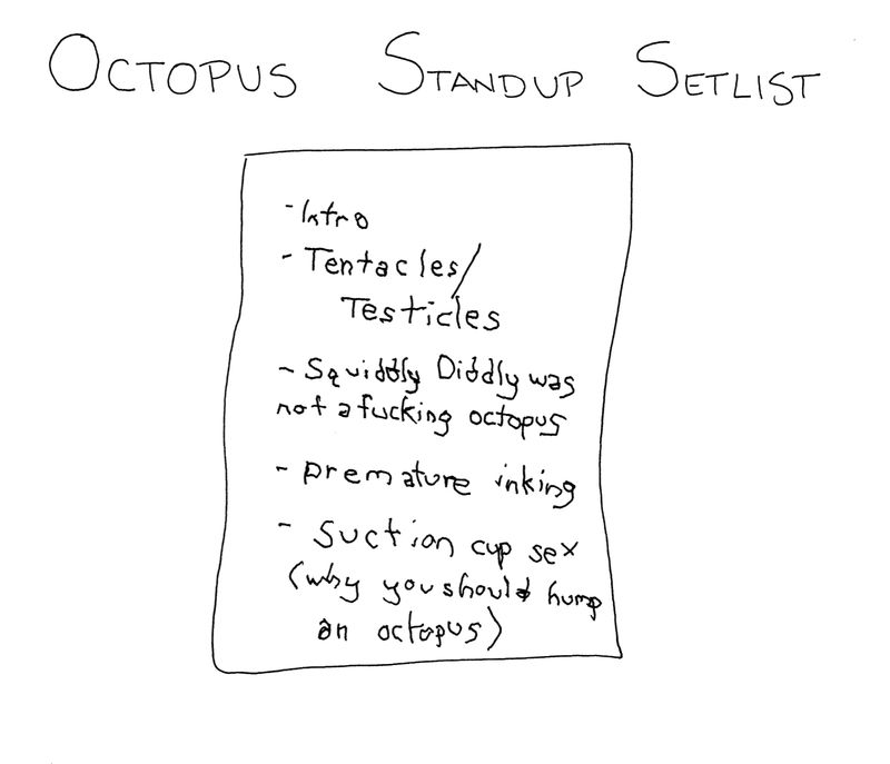 Octopusstandup