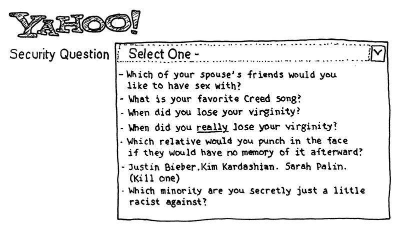 Securityquestion