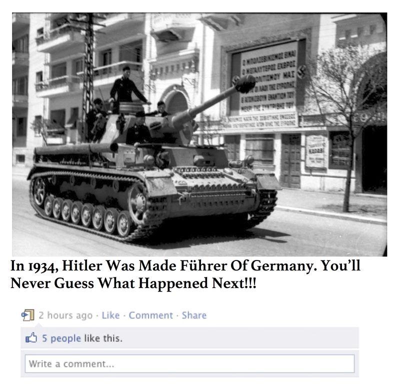 Facebookhistory