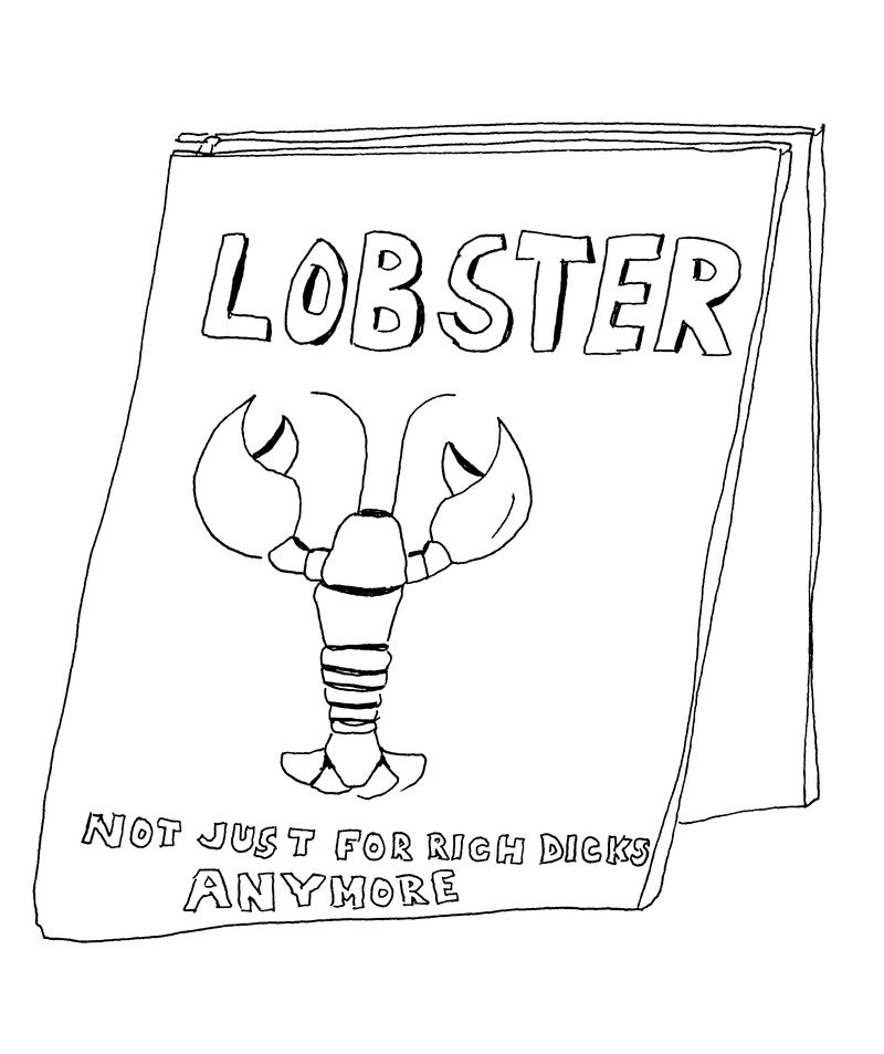 Lobsterad