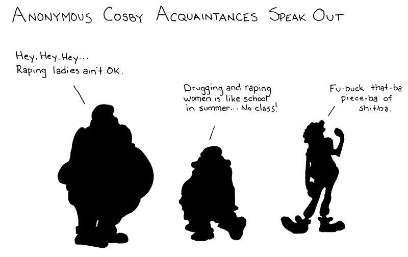 Cosbyacquaintances