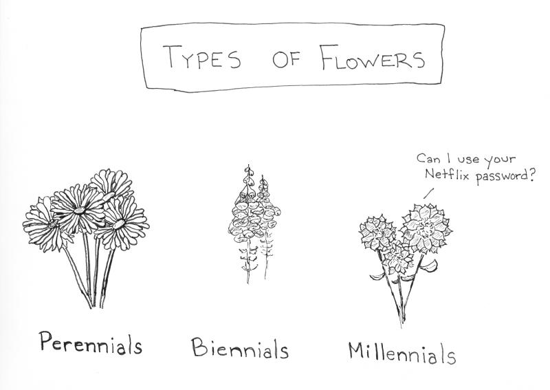 Flowertypes