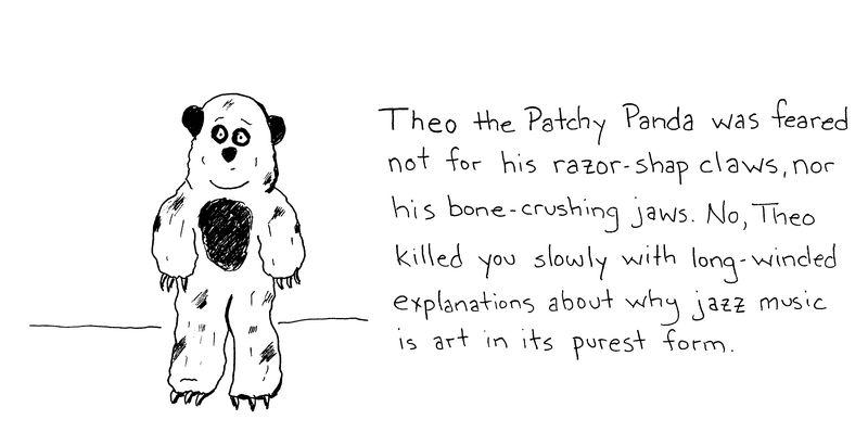 Patchypanda