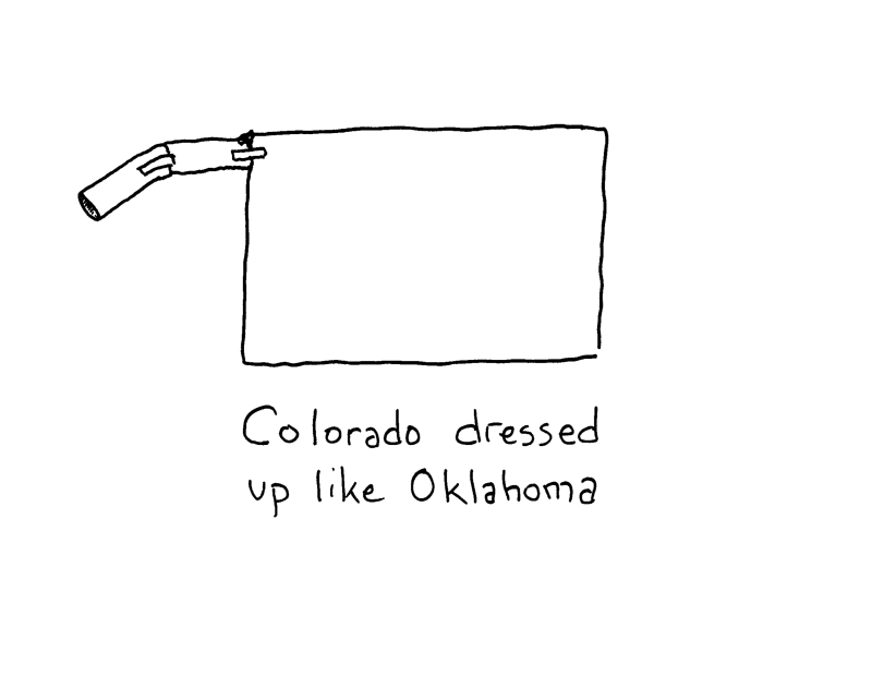 Coloradooklahoma
