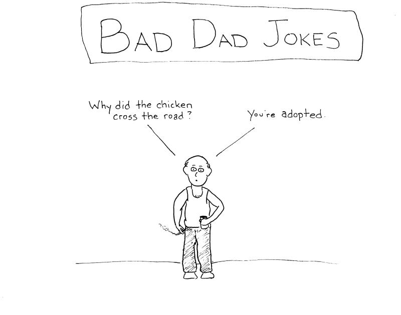 Dadjokes